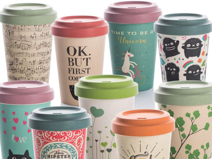 Chic Mic Bamboo Cup