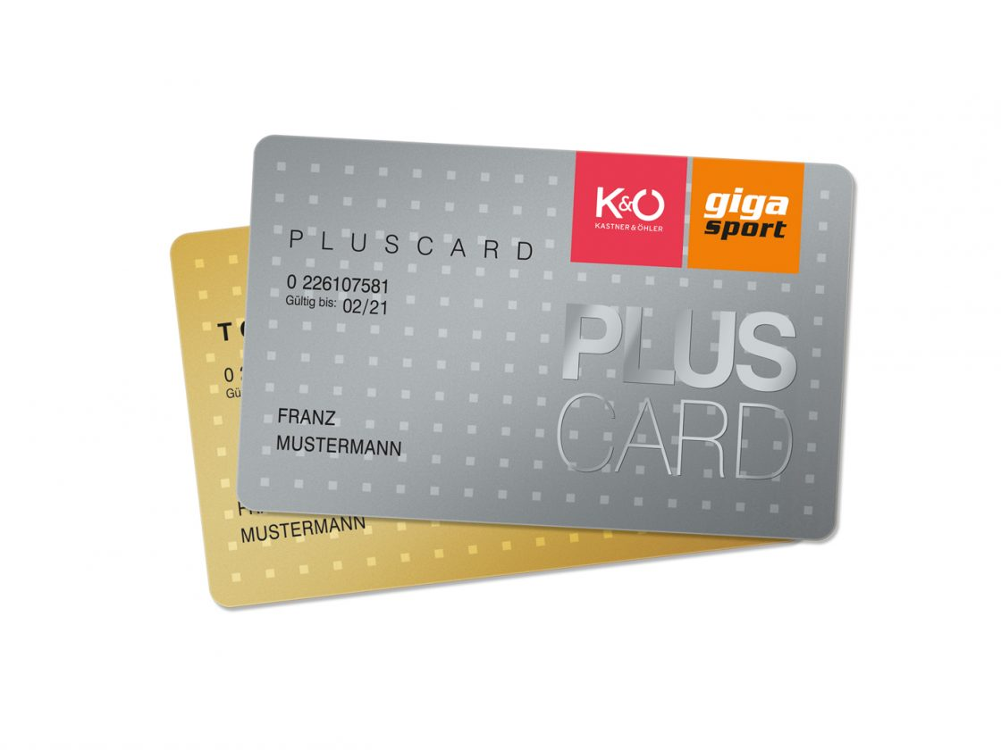 PLUSCARD-Montage