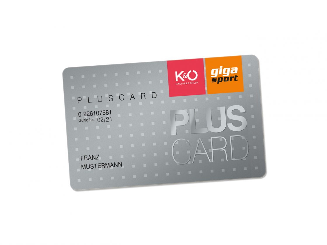 PLUSCARD-Montage-Silber