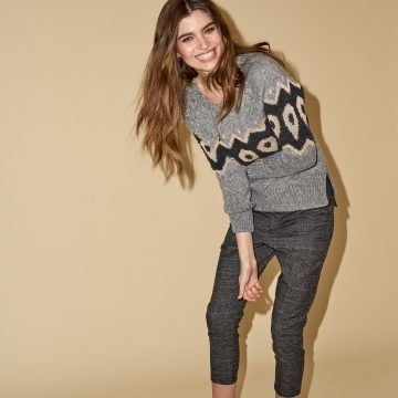 124200 124250 – Kara Holly Pant Mildred Knit – LookBook