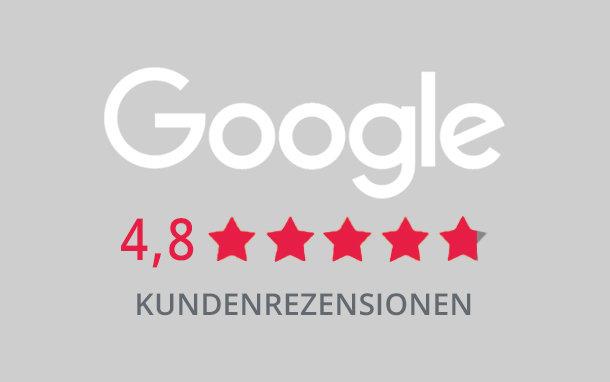 Kundenrezension 4,8 - Top Bewertung