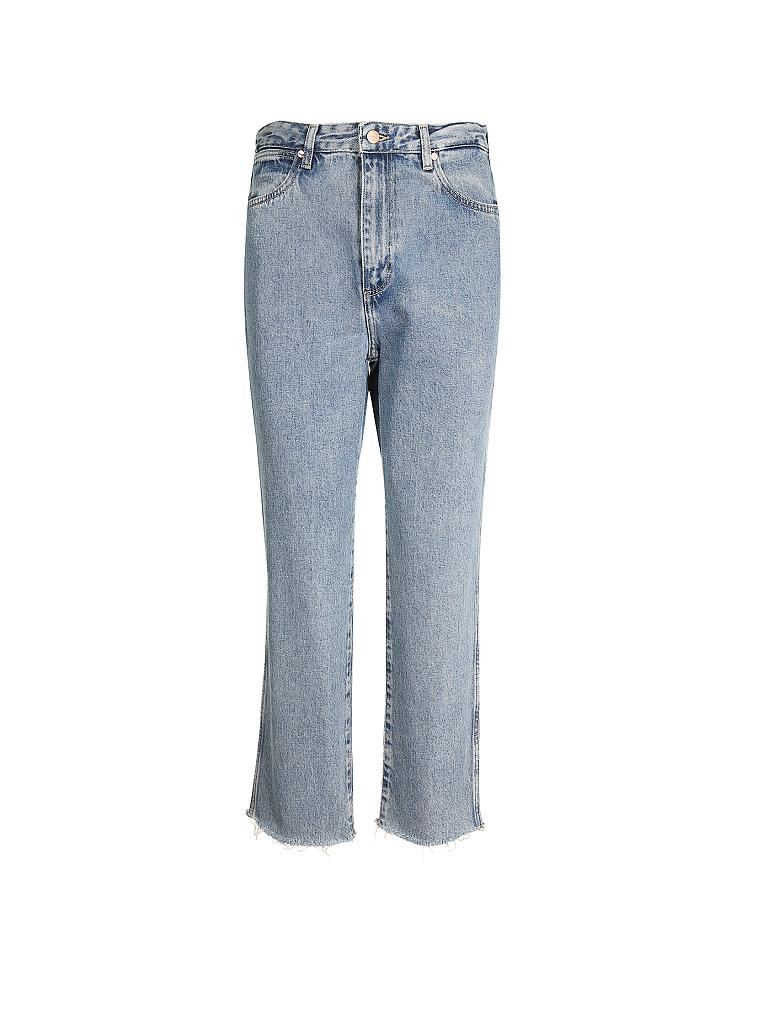 "WRANGLER | Jeans Straight-Fit ""Retro"" (Cropped) 