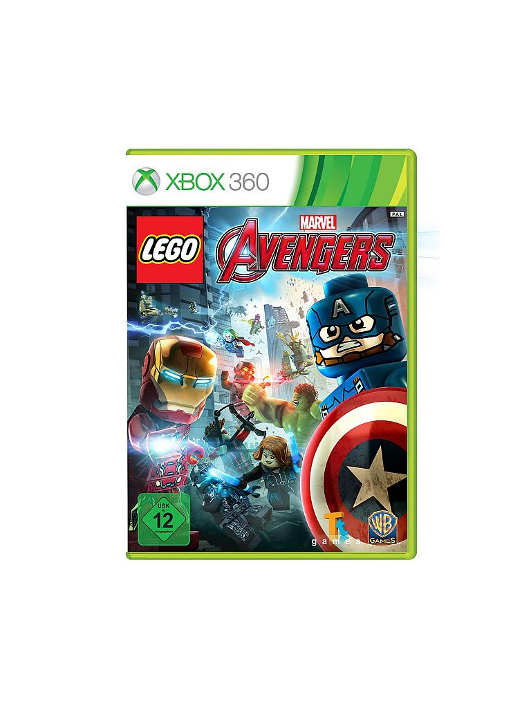 X-BOX 360 | LEGO - Marvel Avengers | transparent