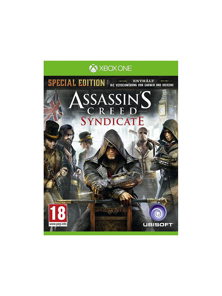 "X-BOX ONE | Assassins Creed Syndicate ""Special Edition"" 
