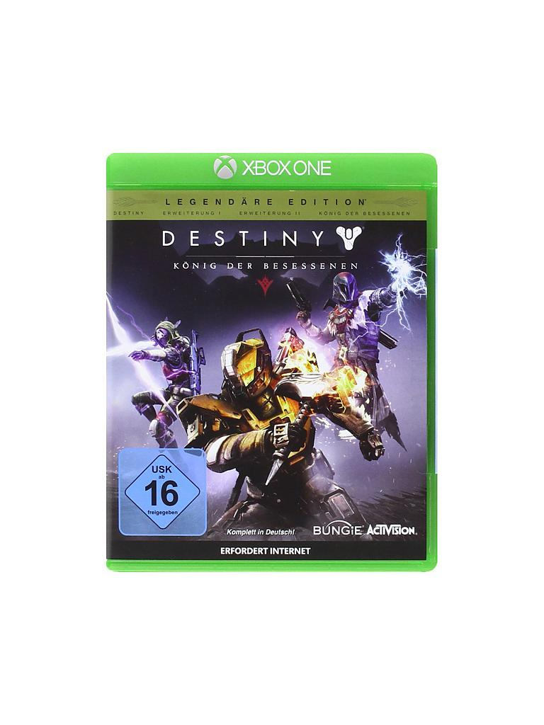 "X-BOX ONE | Destiny ""König der Besessenen""Legend Edition"" 