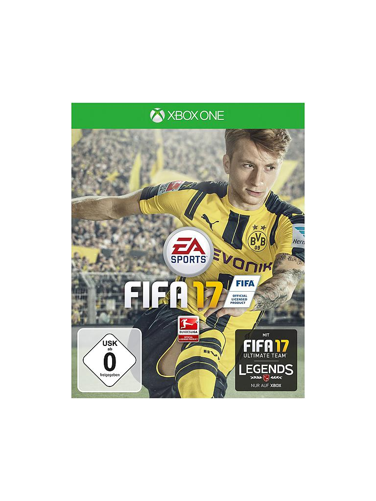 X-BOX ONE | FIFA 17 | transparent