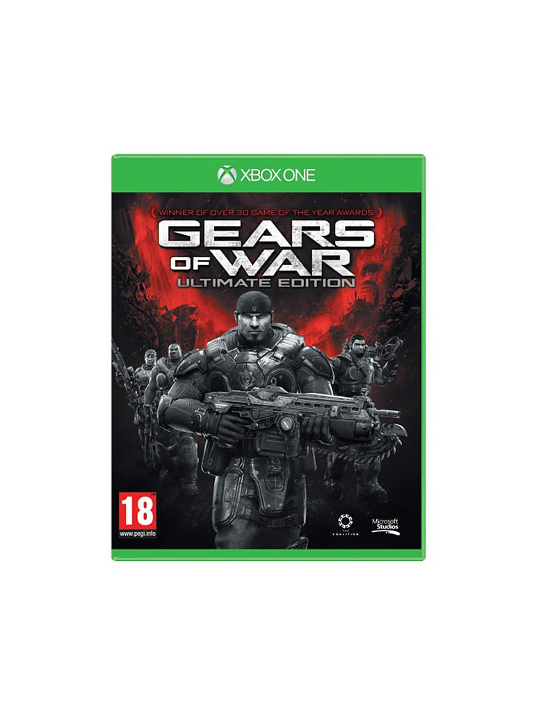 X-BOX ONE | Gears of War - Ultimate Edition | transparent
