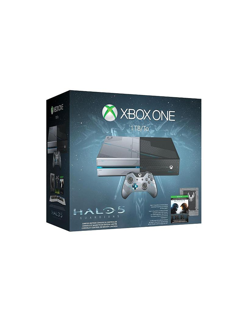 "X-BOX ONE | Konsole 1TB ""Limited Edition"" inkl. Halo 5 Premium 