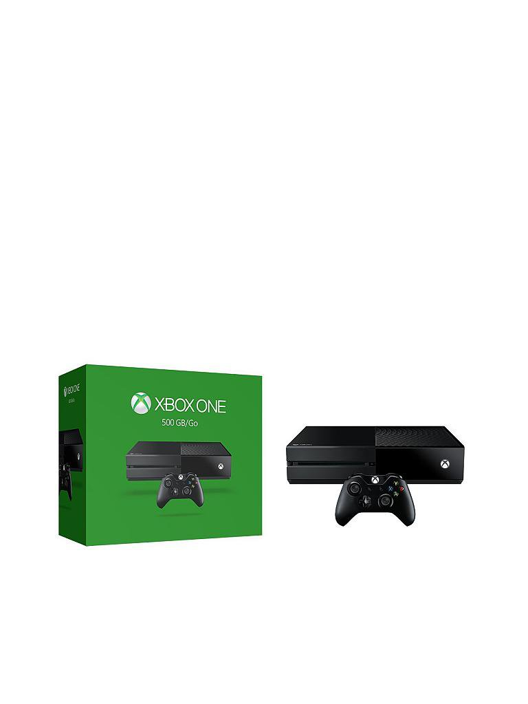 X-BOX ONE | Konsole 500GB ohne Kinect | transparent
