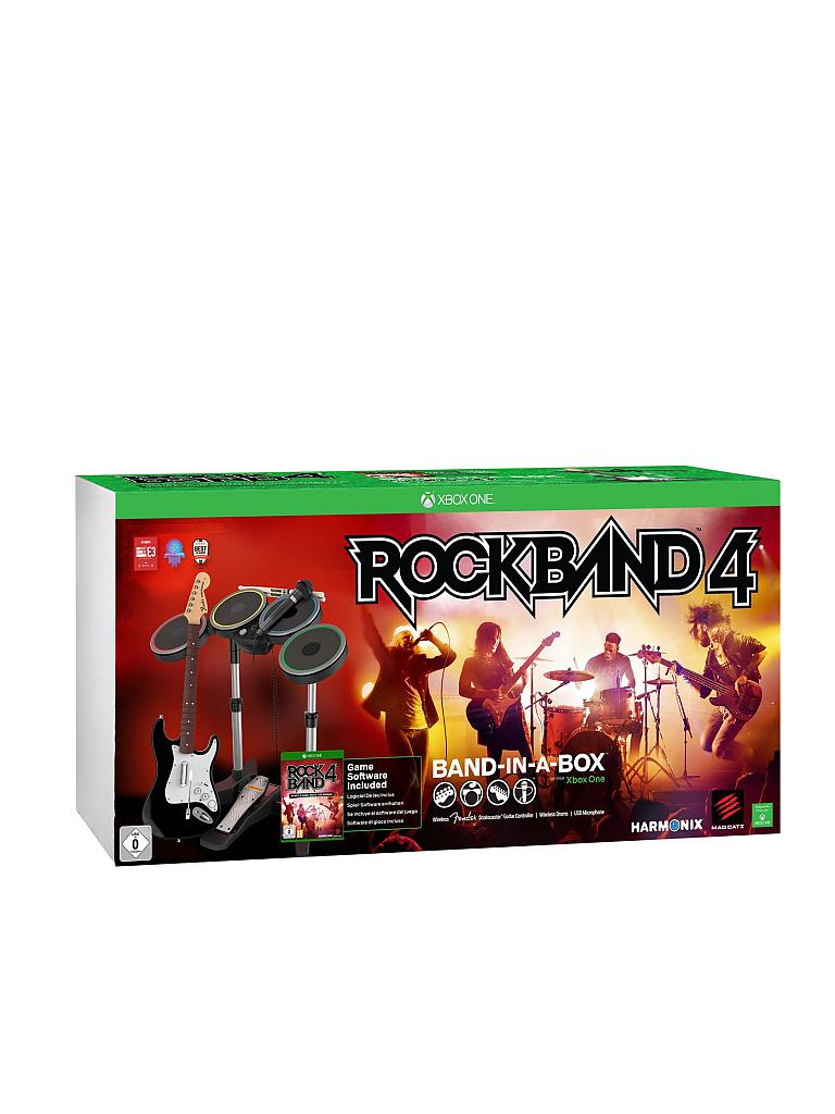 "X-BOX ONE | Madcatz ""Rock Band 4 - Bundle"" 