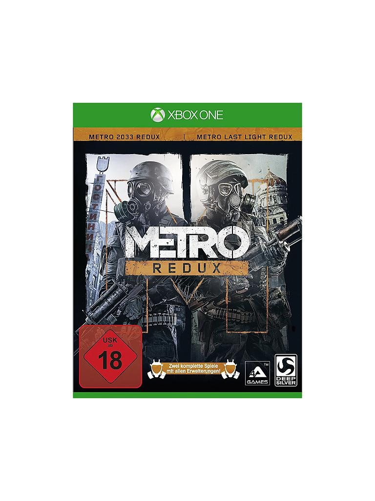 x box one metro redux transparent. Black Bedroom Furniture Sets. Home Design Ideas