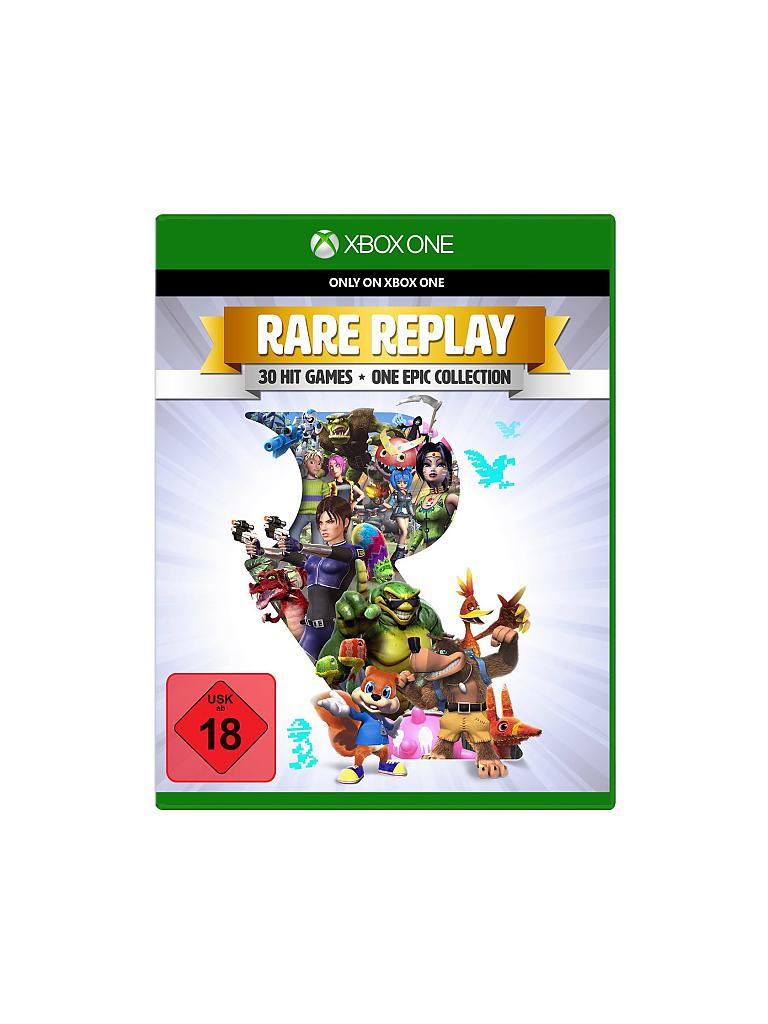 X-BOX ONE | Rare Replay Games-Collection | transparent