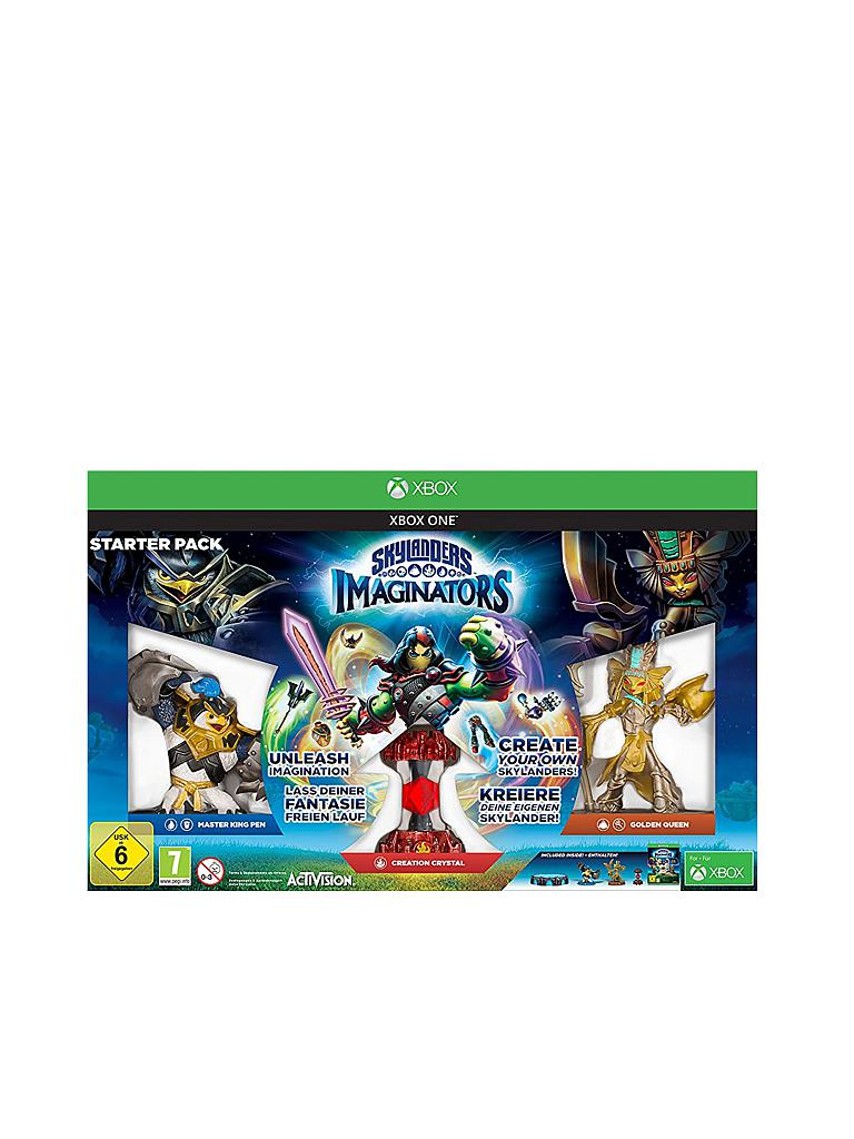 X-BOX ONE | Skylanders Imaginators - Starter Pack | transparent