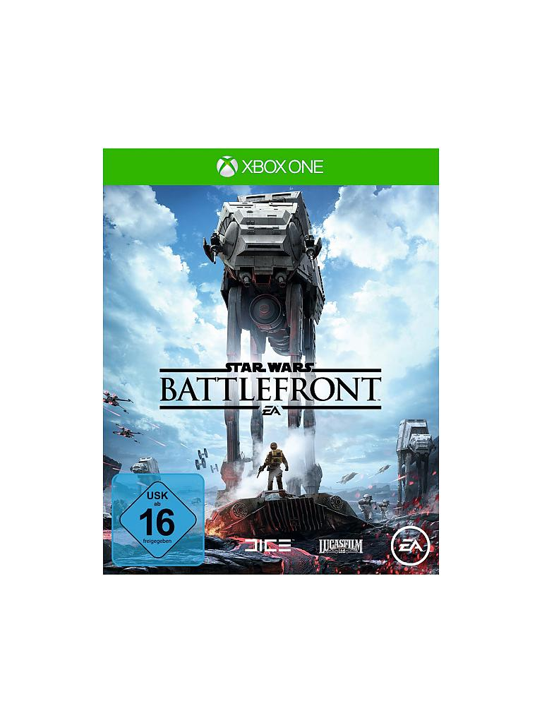 "X-BOX ONE | Star Wars - Battlefront ""Day One Edition""  