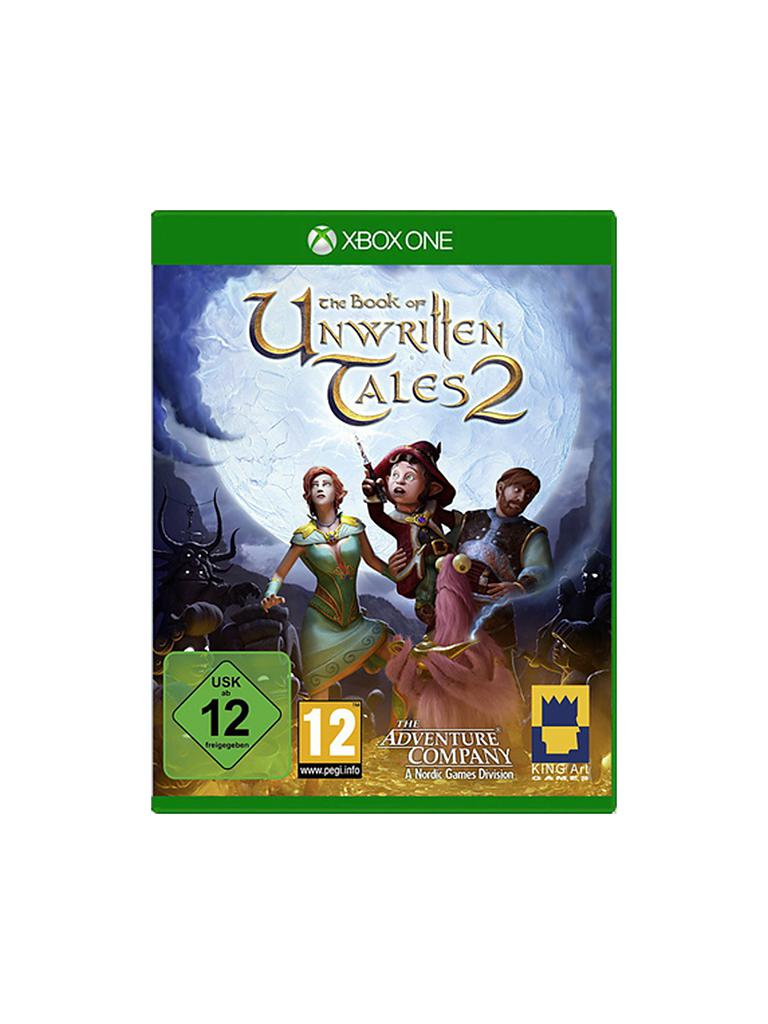 X-BOX ONE | The Book of Unwritten Tales 2 | transparent