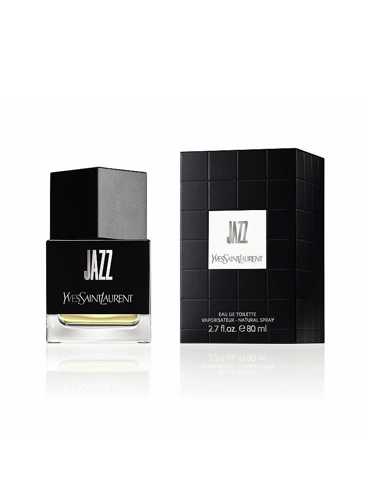 YVES SAINT LAURENT | Jazz Eau de Toilette 80ml | transparent