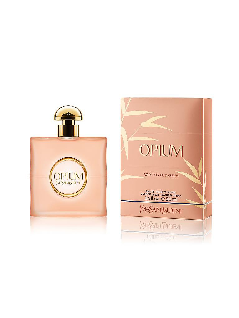 YVES SAINT LAURENT | Opium Vapeurs De Parfum Eau de Toilette 50ml | transparent