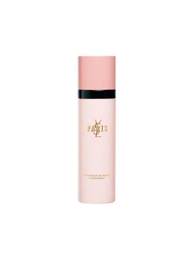 YVES SAINT LAURENT | Paris Fraicheur de Rose Deodorant Spray 100ml | transparent