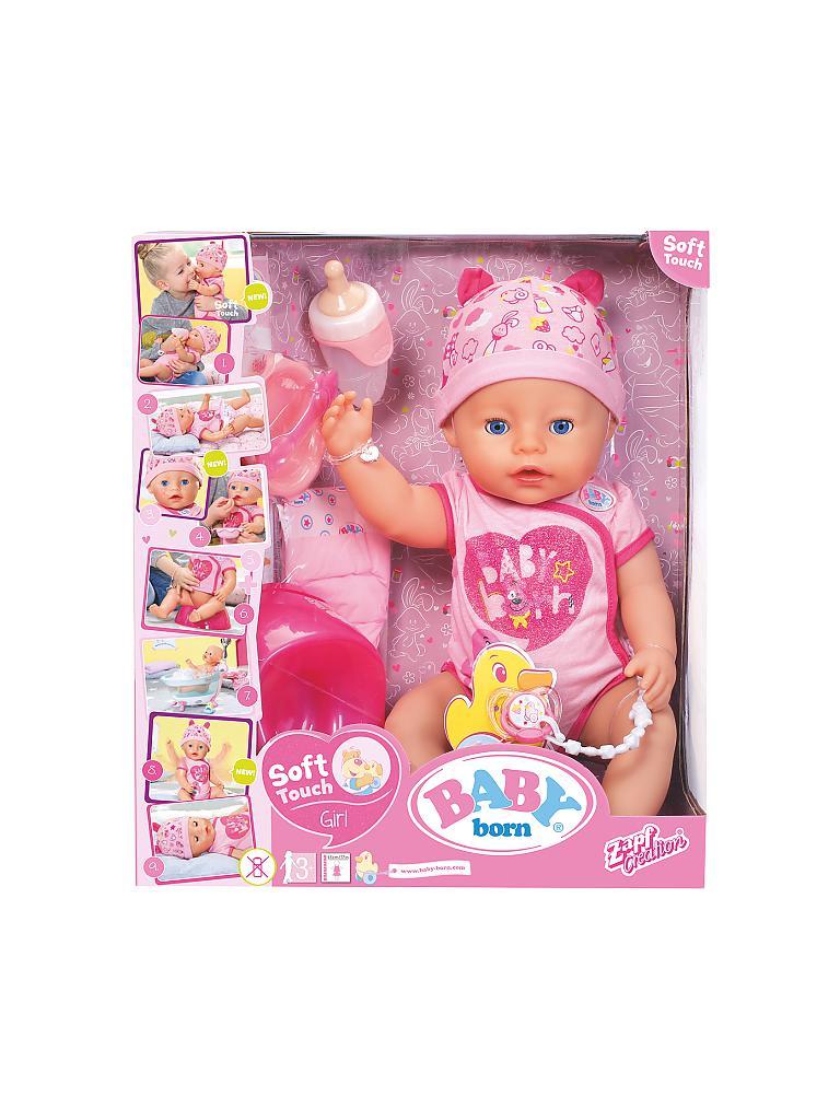 Baby Born Puppe Reparatur