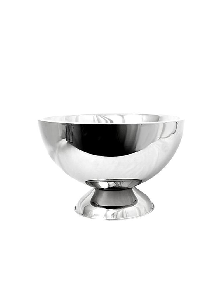 zilverstad champagnerschale aus edelstahl 32cm silber. Black Bedroom Furniture Sets. Home Design Ideas